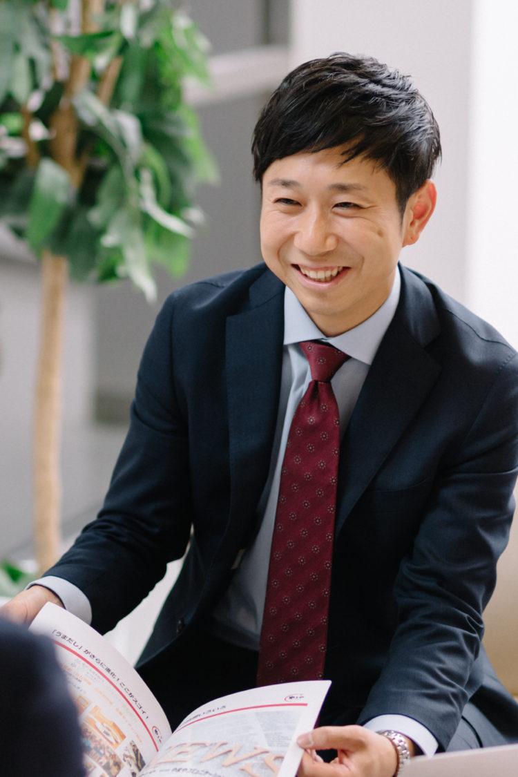 福岡を代表する明太子メーカーとして、価値を創造する。やまやの営業マンが販売する商品とは?