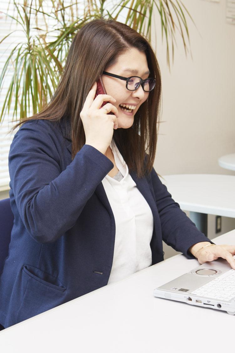 女性管理職から見る営業の面白みと会社の魅力