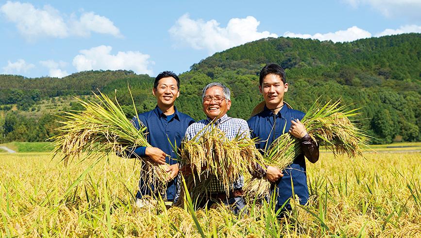 【米づくりで九州を元気に】やまやのお米ができました!
